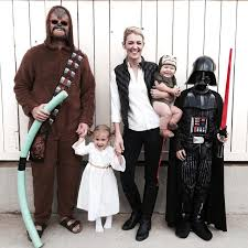 Halloween Costume Star Wars 20 Disney Family Costumes Ideas Family