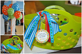 1st birthday party favors themed 1st birthday party pizzazzerie
