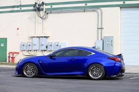 custom lexus rc f lexus rcf on iss forged spec b rw 10 wheels iss forged