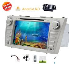 toyota camry 2007 owners manual eincar online android 6 0 marshmallow autoradio quad core cpu