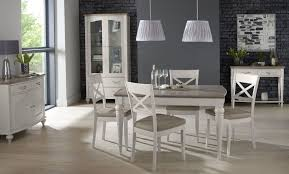 grey kitchen table and chairs buy bentley designs montreux grey washed oak and soft grey dining