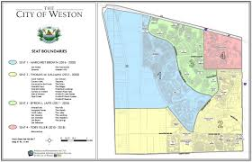 Map Of Broward County Florida by City Of Weston