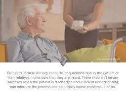 Senior Comfort Guide A Guide To Patient Discharge Planning
