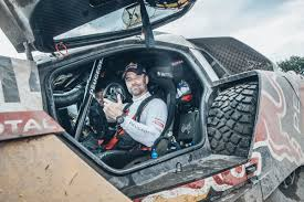 peugeot dakar countdown to the silk way rally the three peugeot 2008 dkrs