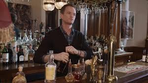 neil patrick harris home a full bar vogue home tour with neil patrick harris popsugar