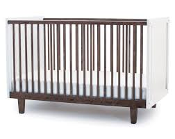 Oeuf Crib Mattress Free Mattress With Oeuf Rhea Crib In Walnut Modernnursery
