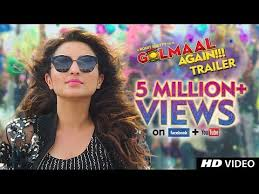 watch golmaal again official trailer releasing on 20th october