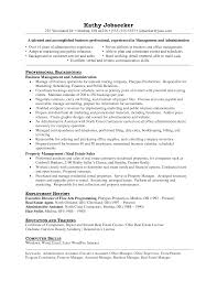 Sample Executive Director Resume Sample Property Manager Resume Resume For Your Job Application