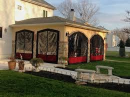 restaurant patio enclosures plastic home design ideas and pictures