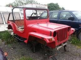 drift jeep jago geep jeep body shell tub chassis off road 4x4 land rover