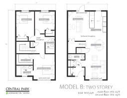 plan floor home architecture central park development floor plans takhini