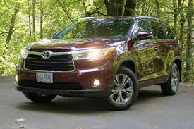 2015 toyota highlander xle review 2014 toyota highlander xle awd review digital trends