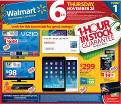 walmart black friday ads vizo tv walmart black friday