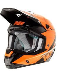 thor motocross helmets thor black fluorescent orange 2016 verge rebound mx helmet thor