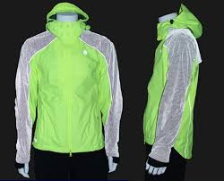 raincoat for bike riders men u0027s illuminite reflective providence waterproof cycling jacket