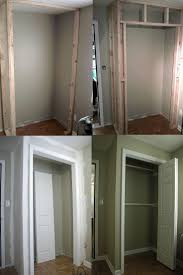 How To Frame A Door Opening Best 25 Door Frame Repair Ideas On Pinterest Window Casing