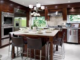 kitchen island with table combination simple effective ideas with kitchen island table desjar interior