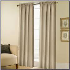 Top And Bottom Rod Curtains Rod Pocket Curtains Top And Bottom Curtain Home Design Ideas