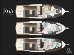 luxury yacht floor plans roscioli donzi sportfishing yachts fort lauderdale fl