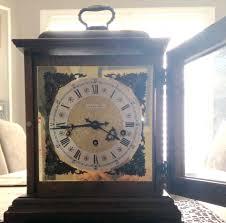 Barwick Clocks Howard Miller Barwick Mantle Clock Antique Appraisal Instappraisal