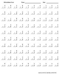 multiplication frenzy worksheet five minute multiplying frenzy