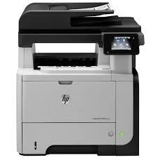 Fabuloso Multifuncional HP LaserJet Pro M521dn - Impressora, Copiadora  @SU28