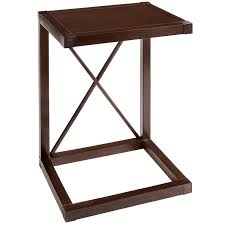 campaign c table brown products