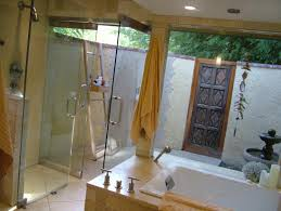 outdoor bathrooms ideas indoor outdoor shower indoor outdoor bathroom fashionable design 5