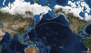 San Francisco On World Map by Air India New Delhi To San Francisco Is Now The World U0027s Longest