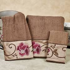 Powder Room Towels Bath Towels Touch Of Class