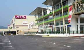 shop office for sale at anggun city mall rawang for rm 2 300 000