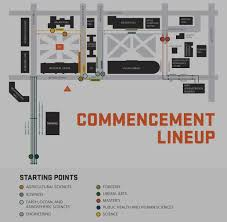 Campus Map Oregon State by Lineup Instructions Commencement Oregon State University