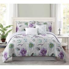 Plum Bed Set Purple Bed Sheets Purple Bedding Sets Grey Comforter