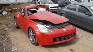 nissan 350z used cars used nissan 350z parts