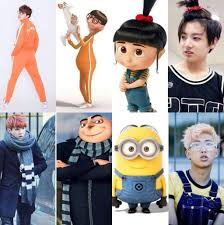 despicable me halloween costumes despicable me 3 bts version k pop amino