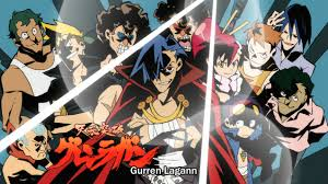 gurren lagann spoilers tengen toppa gurren lagann episode 8 rewatch discussion