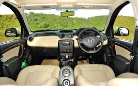 New Duster Interior Renault Duster Interior Jpg