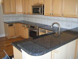 kitchen cabinets and granite countertops simple kitchen with dark grey granite countertops utah maple wood