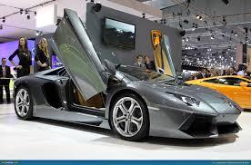Lamborghini Aventador Grey - ausmotive com aims 2011 gallery lamborghini