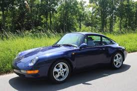 porsche for sale uk lhd porsche 993 coupé 2 from 1994 for sale on