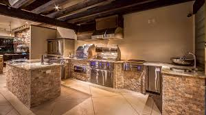 the creekstone creekstone outdoor living the fully functional demo kitchen is a model of what your new outdoor kitchen could be you ll experience each of the kitchen components just as you would