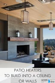 gas ceiling heaters patio 49 best modern patio heaters images on pinterest modern patio