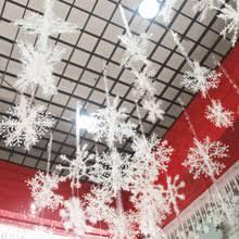 get cheap snowflake plastic decor aliexpress alibaba