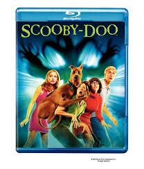 Scooby Doo Fime - amazon com scooby doo blu ray jr freddie prinze sarah