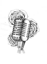 25 unique microphone tattoo ideas on pinterest mic tattoo