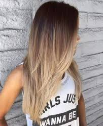 ambrey hair balayage ombré brunette to blonde balayage brown and blonde