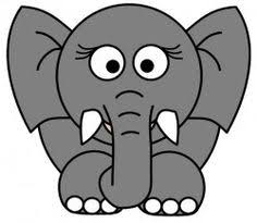 baby elephant cartoon vector art illustration u2026 pinteres u2026