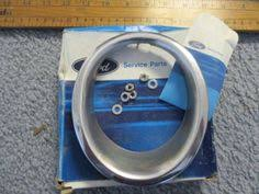 nos ford mustang parts nos 1965 1966 ford mustang gt exhaust trim rings mustang nos