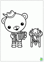 octonauts coloring pages octonauts coloring book dinokids org