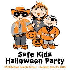 kids halloween cartoon ssm depaul health center to host safe kids halloween party on oct 27